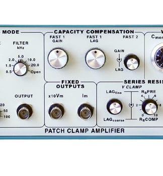 Amplificateurs Patch Clamp